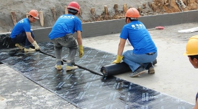 Bituminous Membrane – Waterproofing & Paving>